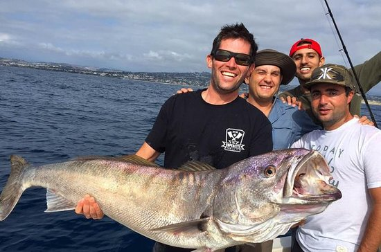 Half-Day Private Fishing Charter from...