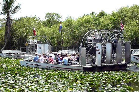 Everglades Airboat Tour With Private...