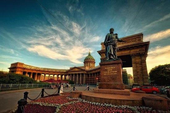 São Petersburgo Walk-and-Talk Tour