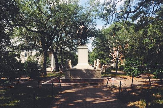 Savannah's Historic District Walking Tour
