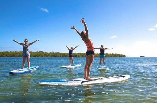 Clase de yoga SUP de 90 minutos