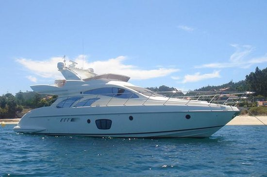 55' Azimut Yacht Charter with Captain...