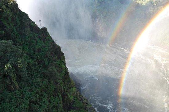 Victoria Falls Tour från Livingstone