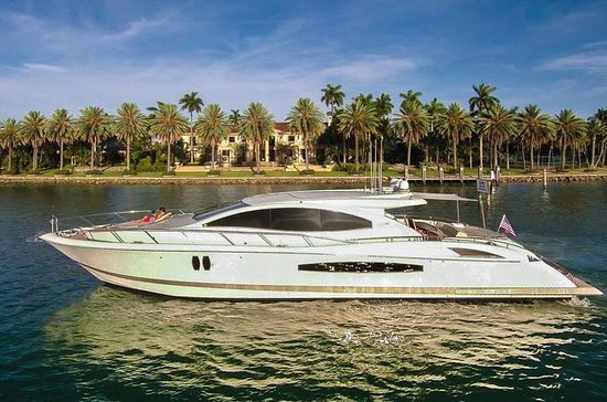 75' Lazzara LSX Charter with Captain...