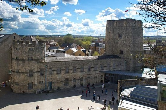 Oxford Castle Unlocked Entrance ...