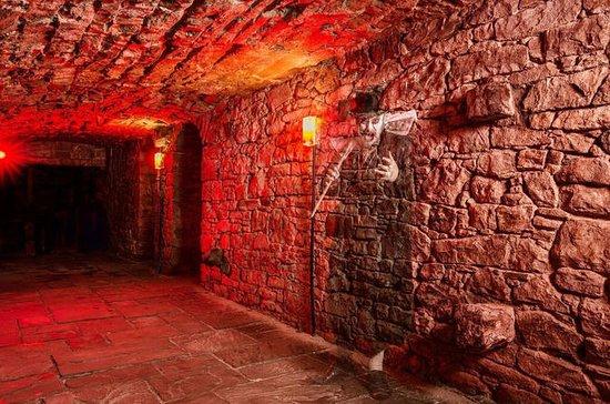 Edinburgh Famous Underground Ghost...
