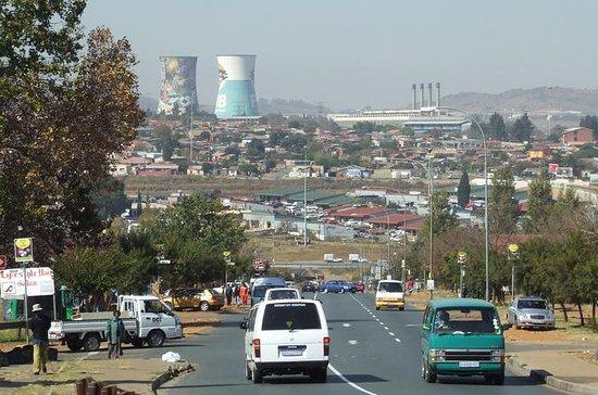 Johannesburg City, Soweto, Apartheid...