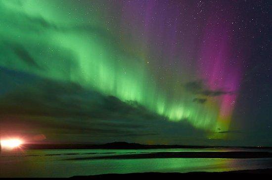 Tour privado de las auroras boreales...