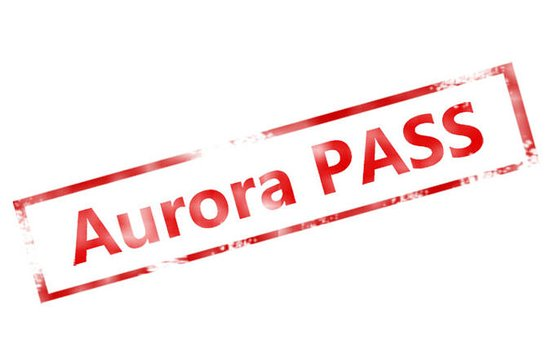 Aurora Pass: 7-Day Unlimited Northern...