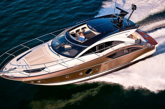 43' Marquis Charter with Captain and...