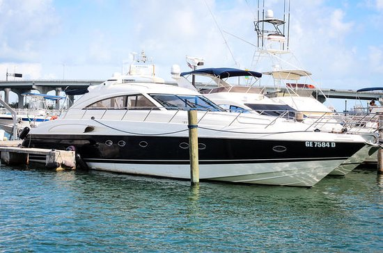 65' Princess Charter with Captain and...