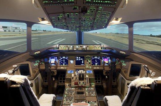 Toronto Flight Simulator Experience