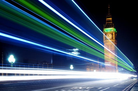 London Photography Tour at Night
