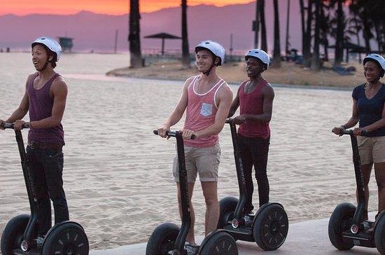 Santa Monica og Venice Beach Segway...