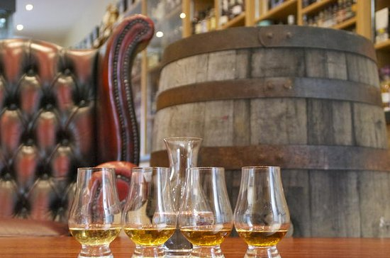 Malt Whiskey Tasting in Edinburgh
