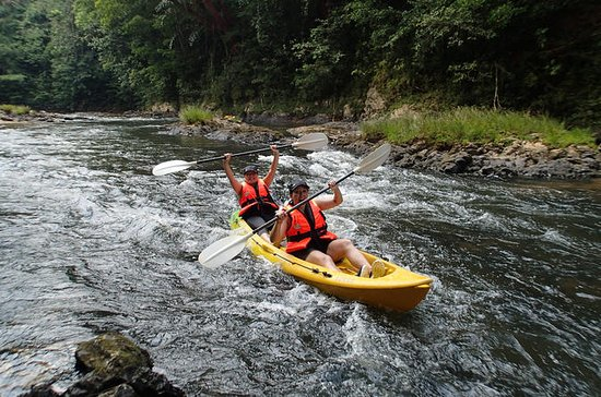 Fun Filled Kayaking Adventure in...