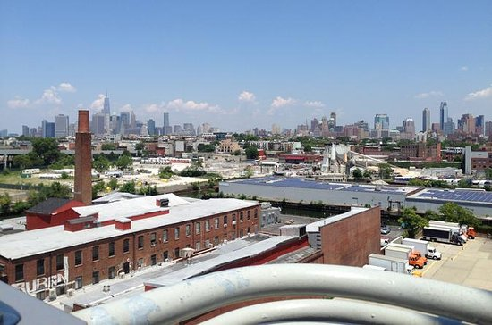 Industrial Brooklyn Walking Tour