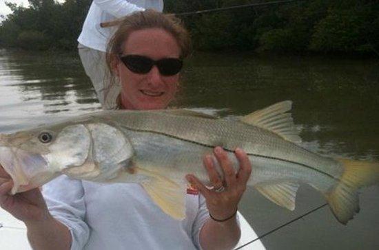 Carta de pesca costera de Boca Grande