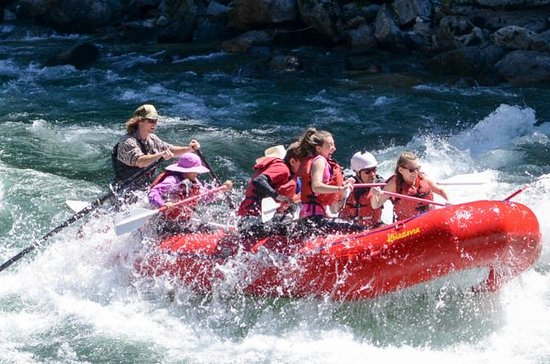 Upper Skagit Introductory Whitewater...