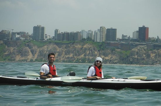 Sea Kayaking Tour from Lima