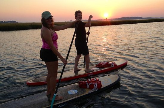 Sunset Paddleboard Excursion on ...