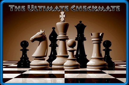 Der ultimative Checkmate Escape Room