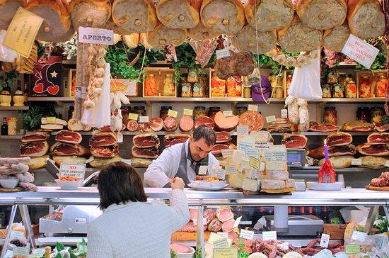 Florenz Street Food- und Besichtigungstour mit einem ortskundigen...