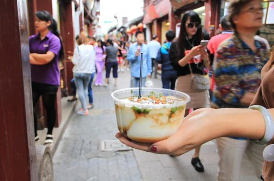 3-Hour Food Tour in Qibao Water Town...