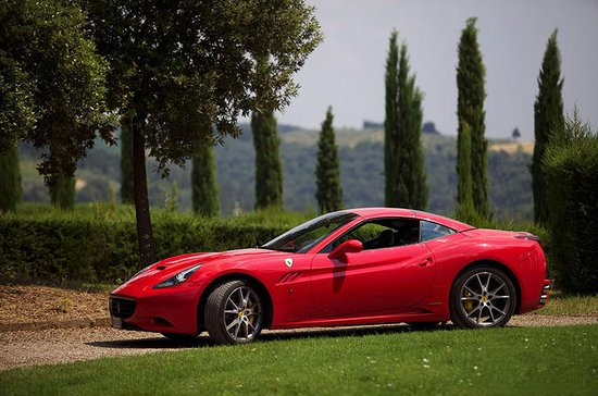 A day in the Legend of Ferrari in...