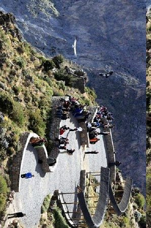 Colca Canyon Full -Day Tour from...