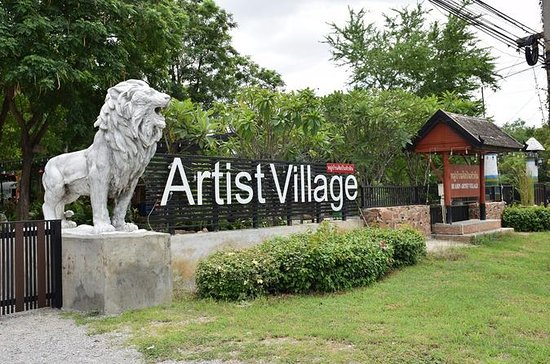 Baan Sillapin Artists Village y Museo...