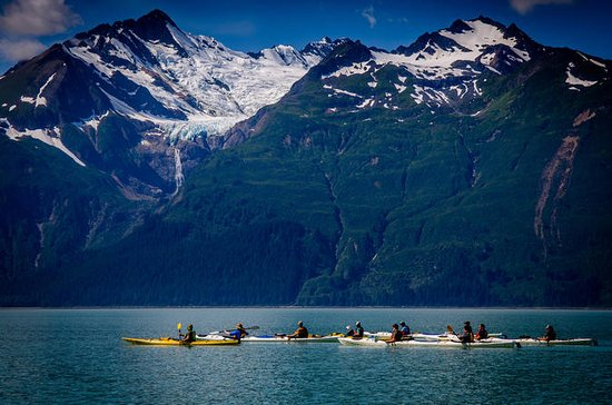Inside Passage Sea Kayaking from Skagway