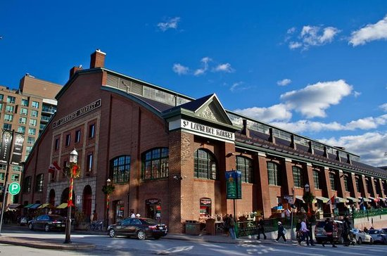 St. Lawrence Market and Old Toronto