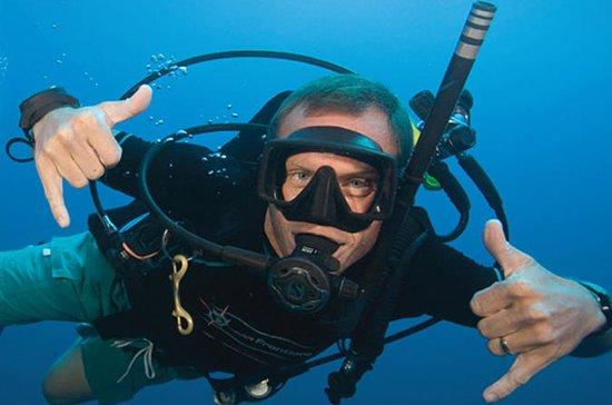 Tour de dos inmersiones en las islas...