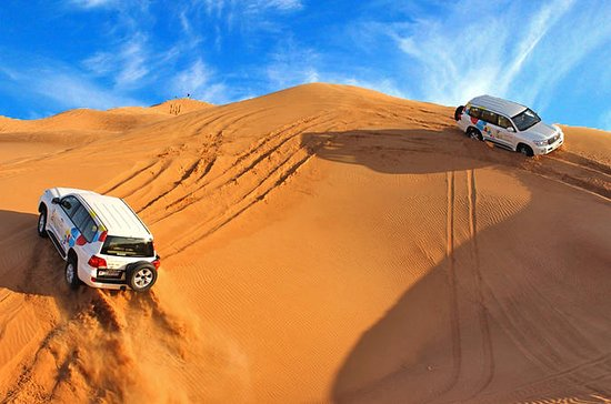 Morning Desert Safari Tour from Dubai