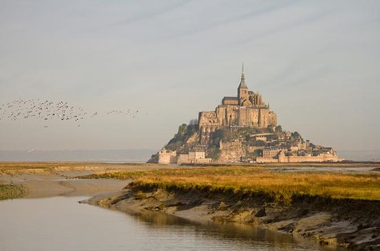Mont Saint Michel Full-Day Tour from...