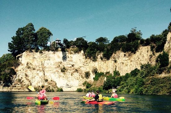 2-Hour Waikato River Guided Kayak...