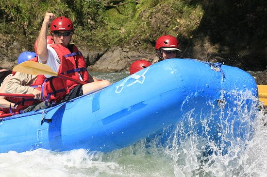 Class III-IV Whitewater Rafting at...