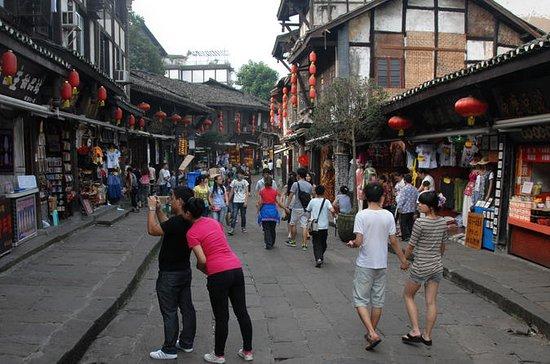 Chongqing Private Day Tour of Ciqikou...
