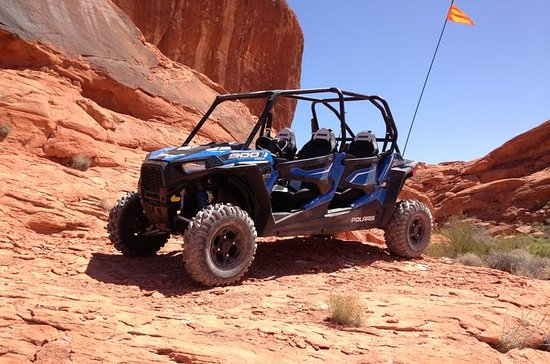 Self-Guided UTV Tour of Valley of...