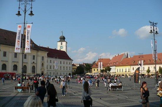 Gita di un giorno a Sibiu da Brasov