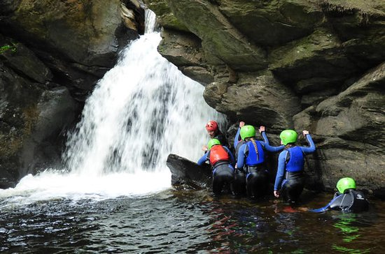 Canyoning Half-Day Trip at...