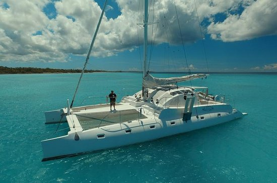Private Catamaran Cruise Aboard the...