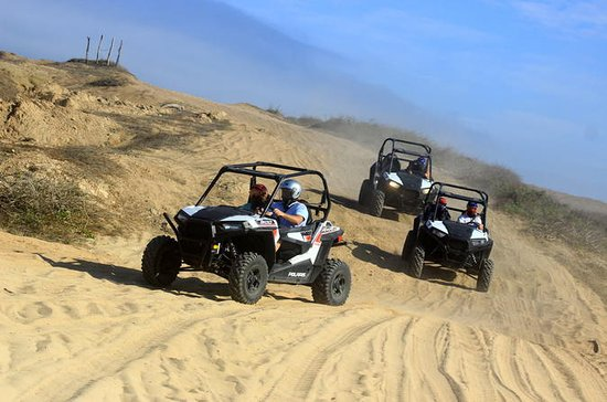 Off-Road RZR Adventure and Horseback