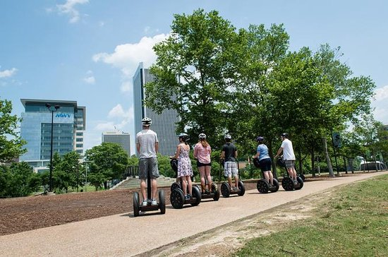 Richmond's Shockoe Bottom Segway Tour