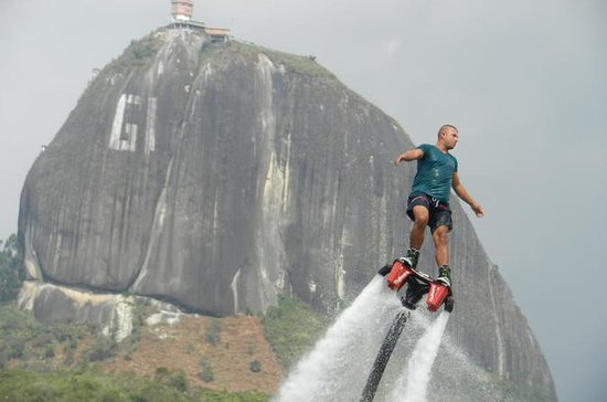Guatape 1-Hour Flyboard Experience