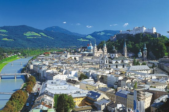 Private Tour of City of Salzburg and...