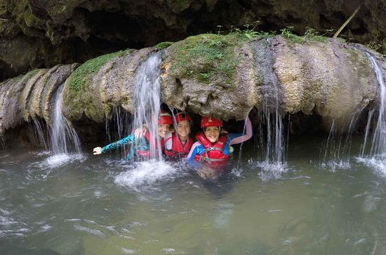 Arecibo Caving, Hiking, Body Rafting in Private Nature Reserve