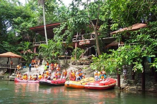 Adventure Rafting Experience at Kaeng ...