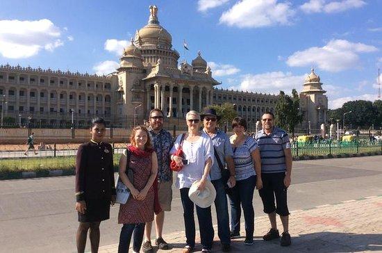 Das Beste von Bangalore Private Tour
